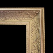 SilverCreamFrame
