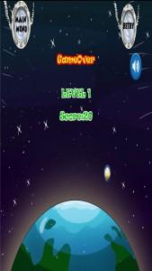 Flying Saucer Game Magic Mirror