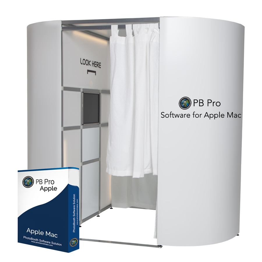 PB Pro (Apple) Photo Booth (Includes 12