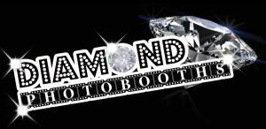 Diamond Photo Booths Logo
