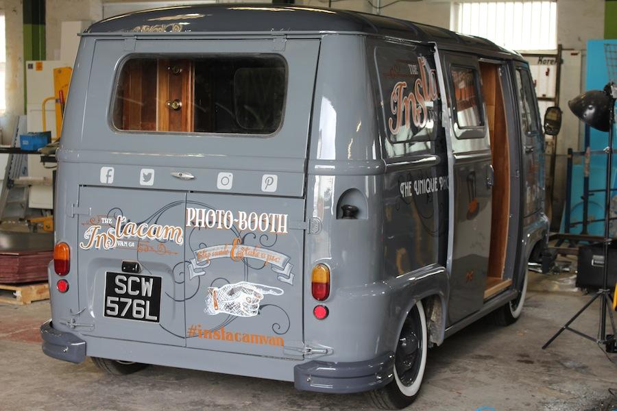 Instacam Van Company Photo Booth