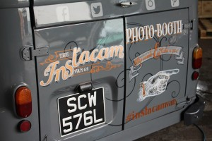 Instacam Van Company Photo Booth