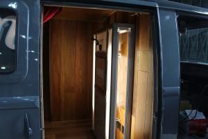 Photobooths convert Instacam Van