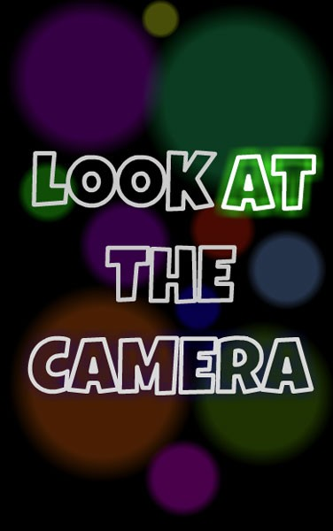LookAtTheCameraLEDBokeh