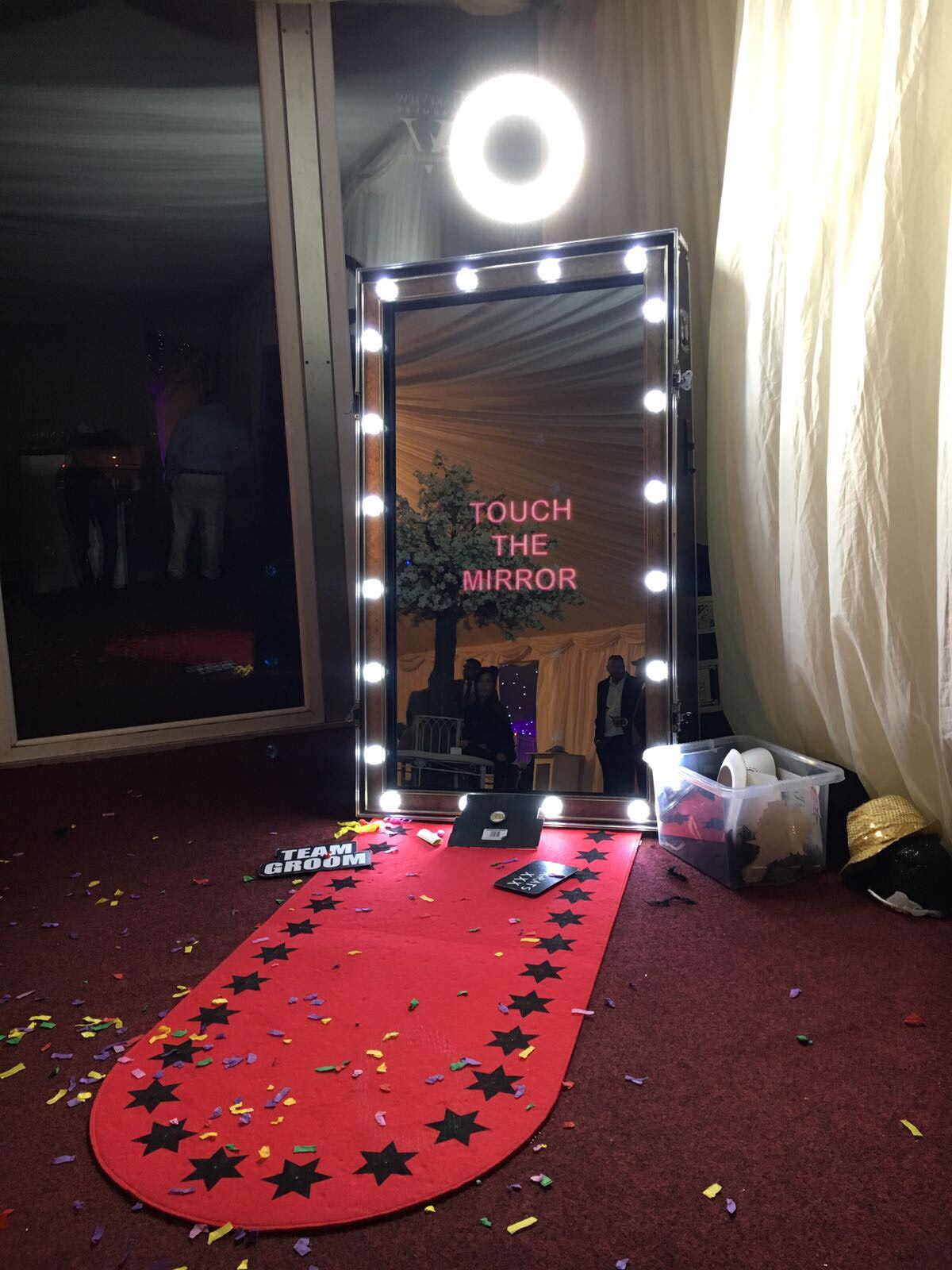 Second Hand Magic Mirror For Sale