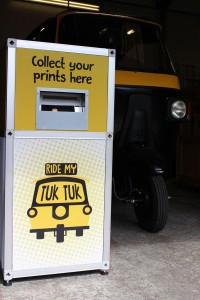 Tuk Tuk Photo Booth Conversion carried out at Photobooths.co.uk