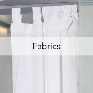 Fabrics (Curtains etc)