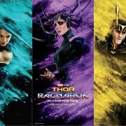 Thor: Ragnarok photo booth skin – full view