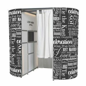 Wedding Word Jumble Wedding Photo Booth Skins