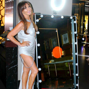 Lizzie Cundy Magic Mirror