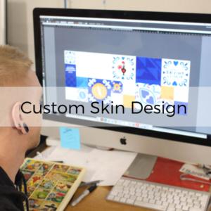 Custom Skin Design