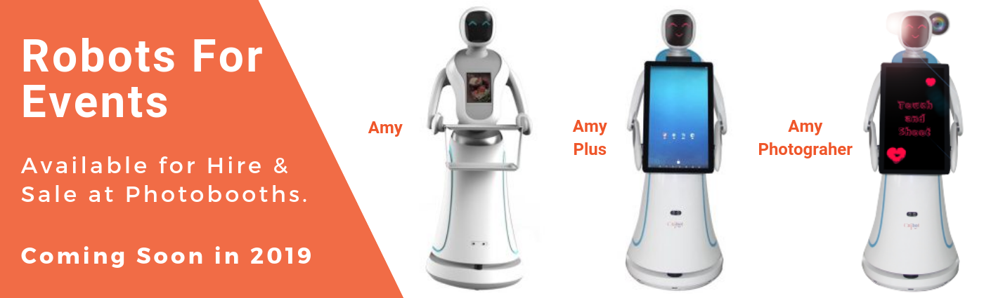 photobooths - Amy Robot